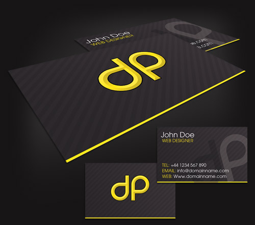 Print Ready Business Card Tutorial