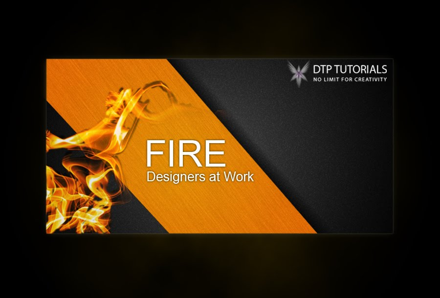Create a Stylish Business Card in Photoshop