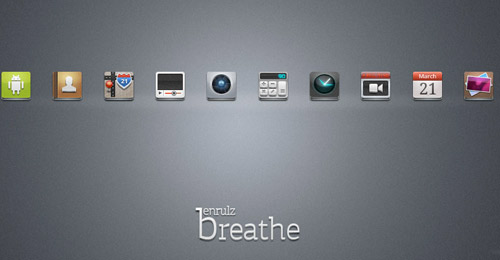 High Quality Icon Set for your Dock