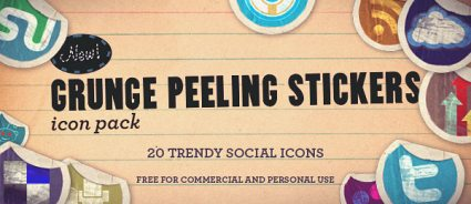 Blogging and Social Media Icon Sets