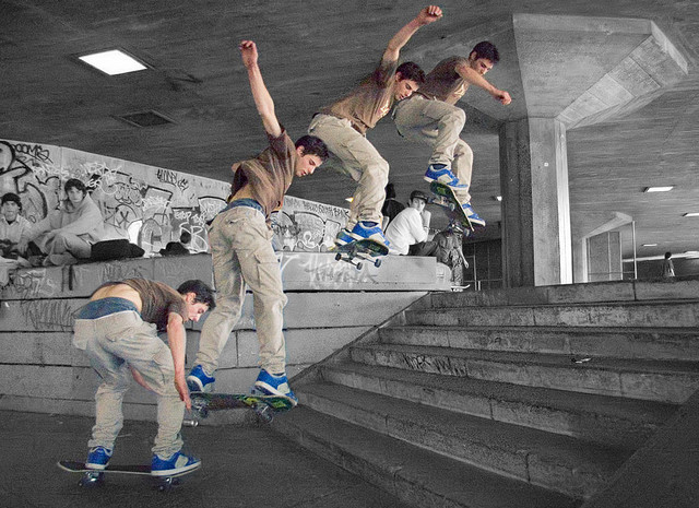 Switch 180 at South Bank