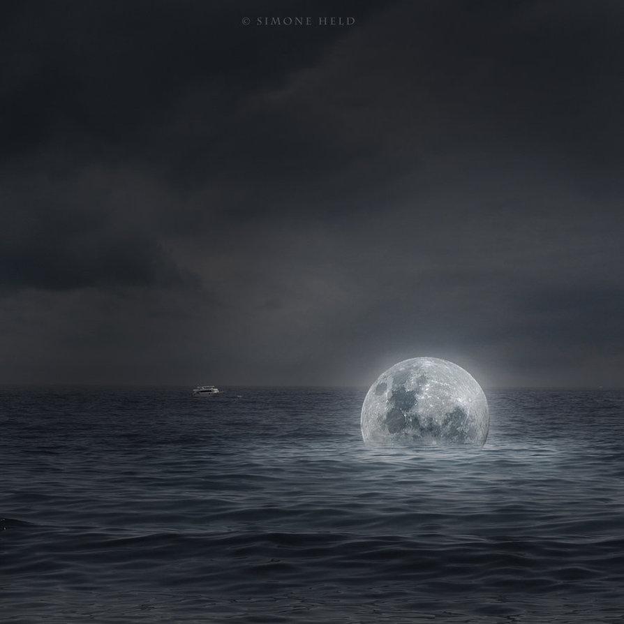 Drowned Moon