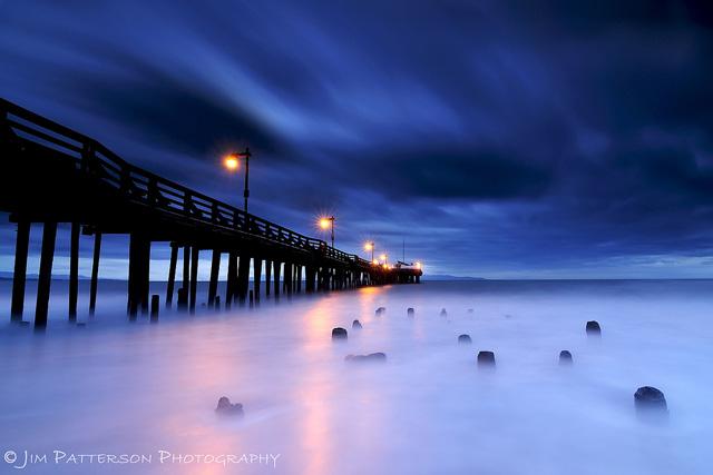 Capitola Pier Sunrise