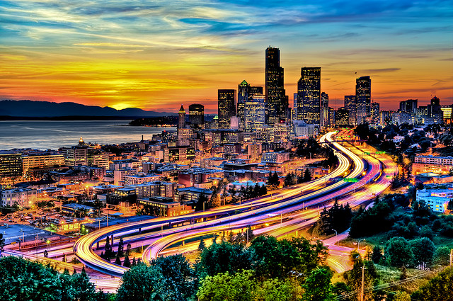 Seattle in Motion