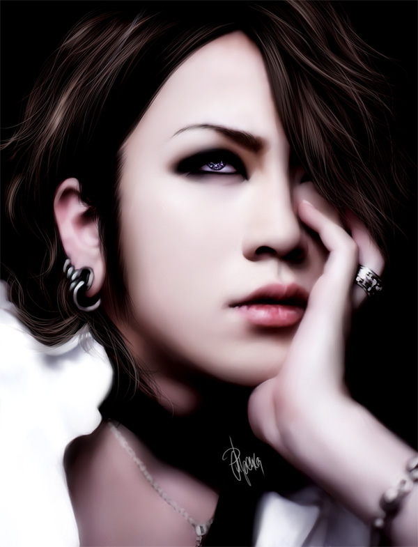 Ruki ...the Gazette