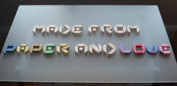 Creative Paper & Love Typeface
