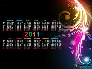 2011 Calendars