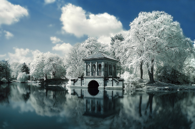 4 Digital Infrared Photography 25 Great IR Shots