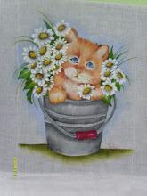 Para se tornar um bom pintor em primeiro lugar acredite que vc é capaz.