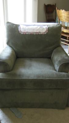 Home Musings Homemade Upholstery Cleaner