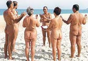 Beach vídeo sexo con nude Pareja Amateur - Oh Sexo
