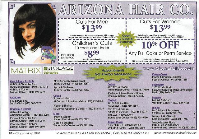 They also have various promotions running throughout the year including opportunities to receive a $10 Live Nation Cash Card with a haircut. This cash card is great for families who want to attend concerts. Supercuts also runs sales on Redken hair care products.