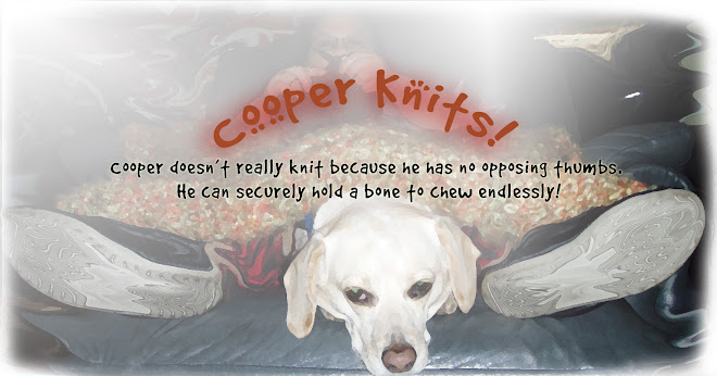 Cooper Knits!!