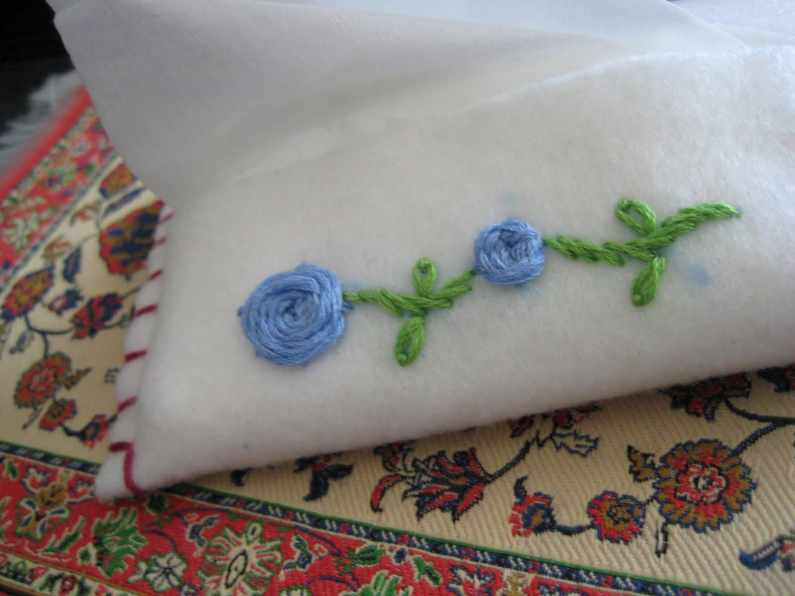 Merenda (Crochet) dengan Benang