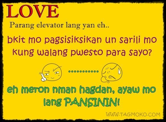 funny quotes tagalog version ~ Funny Video and Pictures Quotes About Drama Tagalog