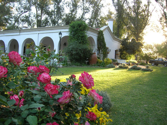 Paisajismo y dise o de parques y jardines paisajismo - Diseno de jardines para casas de campo ...