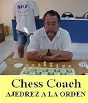 M I y FIDE Trainer  Raul Ocampo Vargas