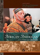 Contributor: Encyclopedia of African-American Culture and History: