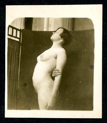 Unusual Nude Women
