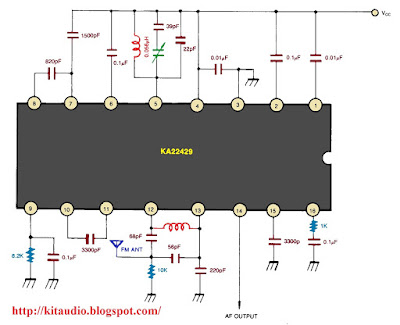 Site Blogspot   Price Furniture Online on The Ka22429 Is A Monolithic Integrated Circuit Designed For Portable