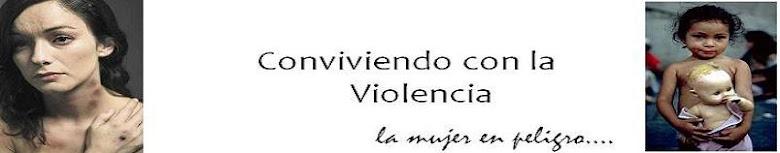 Conviviendo con la violencia