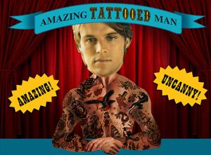 Fotomontaje Tatuajes