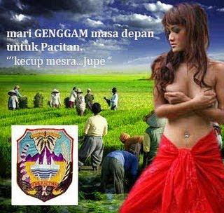 Foto hot syur kampanye julia perez telanjang dada
