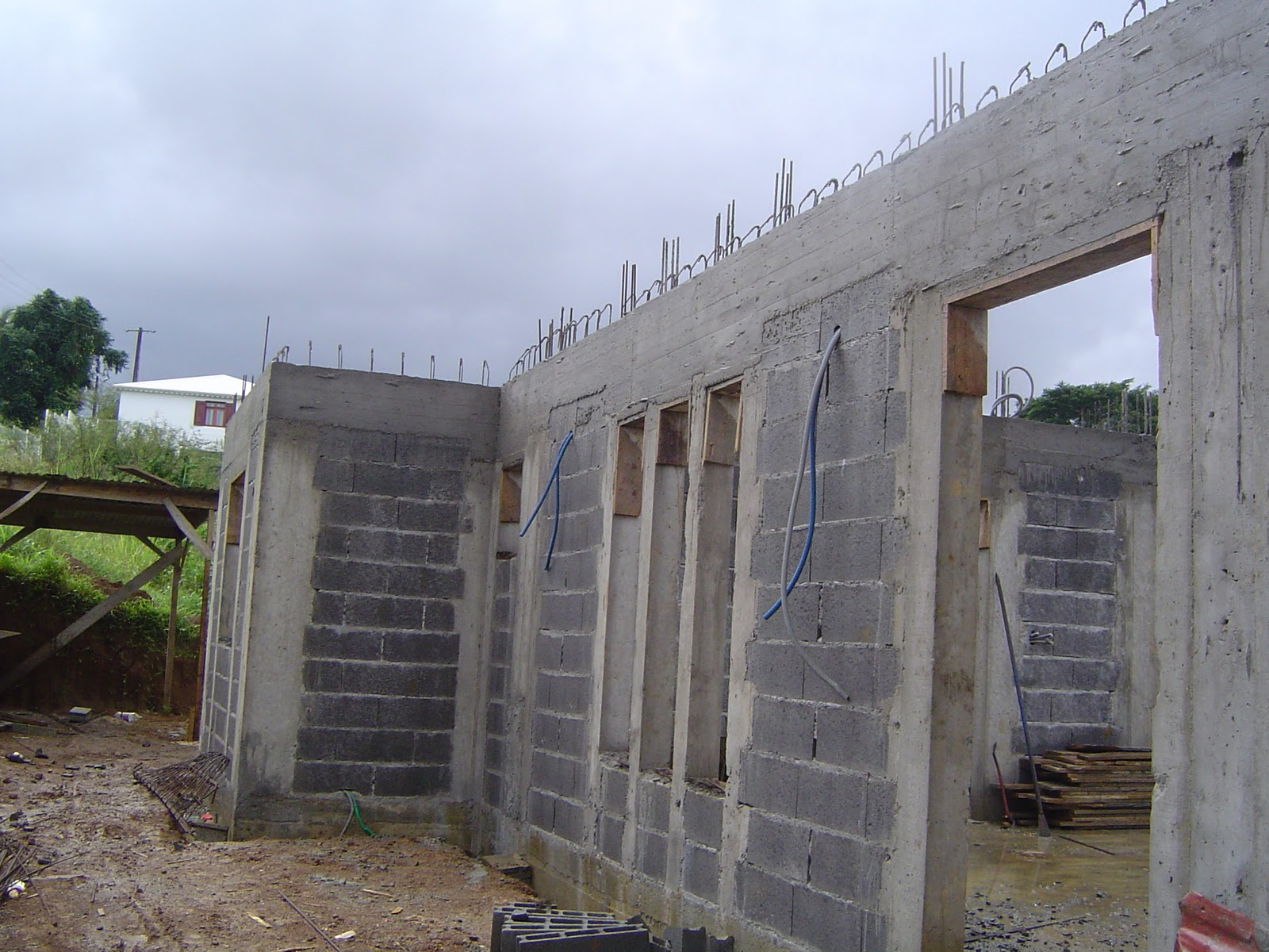 Cout construction maison guadeloupe for Cout construction maison 150m2