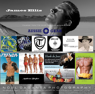 James Ellis 2009 Calendar