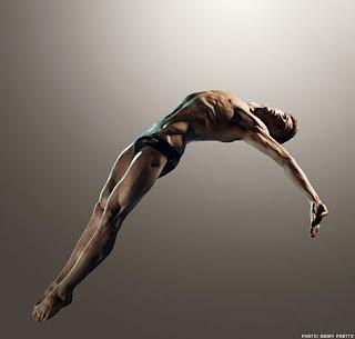 Olympic diver Matthew Mitcham