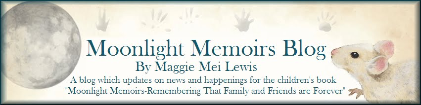 The Moonlight Memoirs Blog by Maggie Mei Lewis