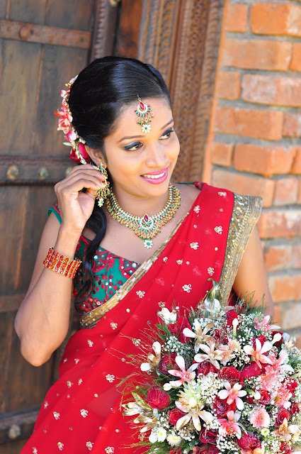 Homecoming Lankan Bride!Sri