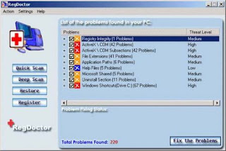 RegDoctor 1.98 Portable