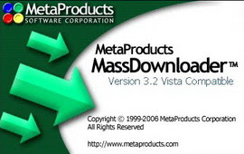 Mass Downloader 3.4 Build 725 Portable