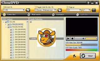 CloneDVD 4.0.14 Portable