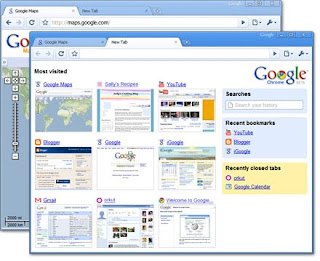 Portable Google Chrome 0.4.154.18 MultiLang