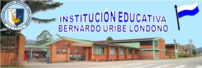 I.E. BERNARDO URIBE LONDOÑO