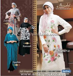 AMALY Moslem Clothes Collection