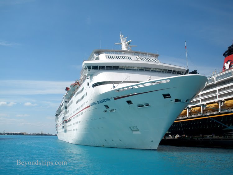 Beyondships Cruising Blog April - Cruise ship facilities and amenities