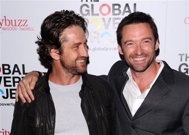 Gerard Butler Brother Brian Images & Pictures - Becuo Gerard Butler
