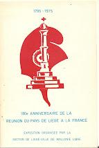 Commémoration de la réunion du Pays de Liège à la France de 1795