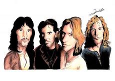 Caricatura do Bon Jovi