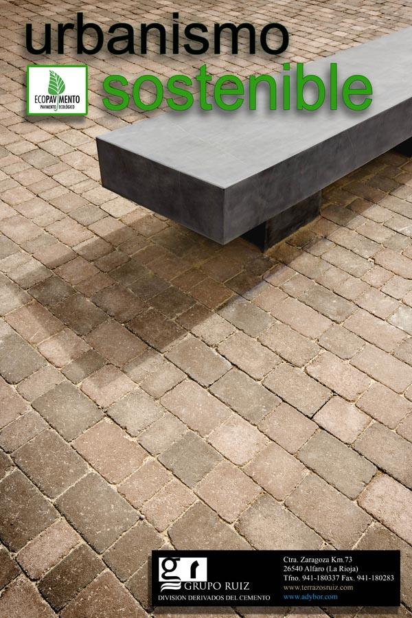 Pavimento ecol gico noticias 2009 for Pavimentos ecologicos para exteriores