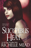 georgia Succubus Heat   Saga Georgina Kincaid   Richelle Mead