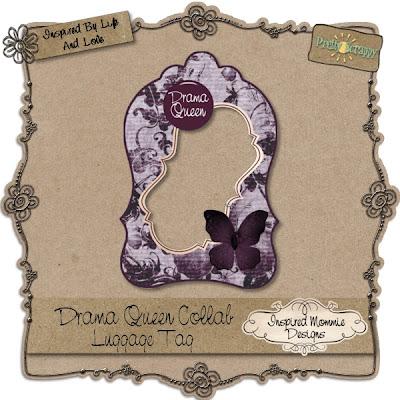 http://inspiredmommiedesigns.blogspot.com/2009/08/drama-queen-blog-train.html