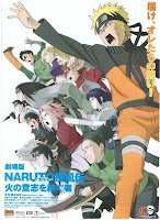 Naruto Shippuden 3: Inheritors of Will of Fire (2009) online y gratis