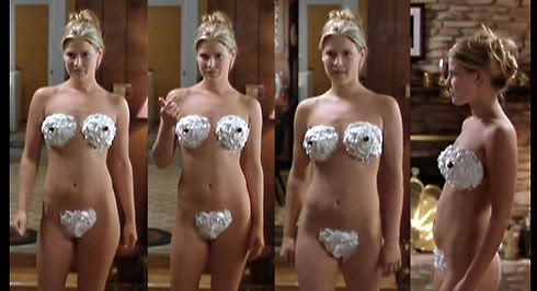 How dumb was Mox for not jumping on the whip cream bikini offer?