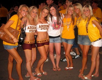 college girls in shorts