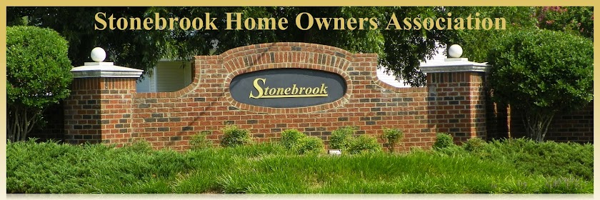 Stonebrook HOA