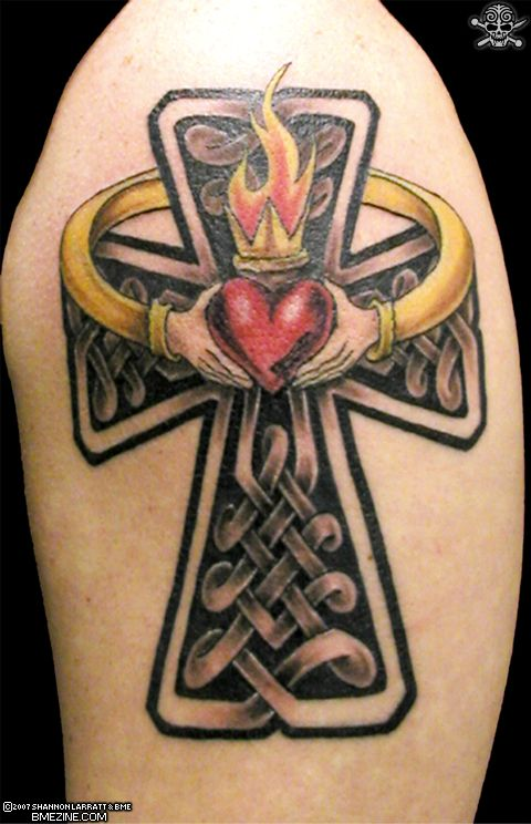 Cross of thoth tattoo (Voted